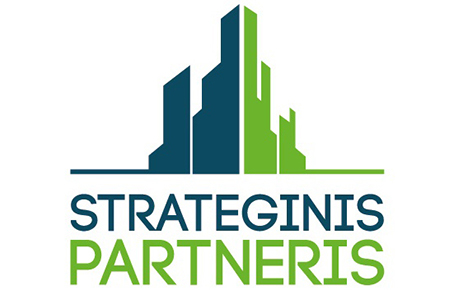 strateginis partneris logo